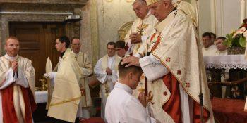 Diakonsko posvečenje v Šentvidu