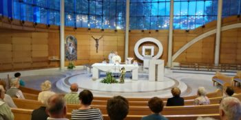 Tradicionalno romanje k sv. Roku v Dravlje