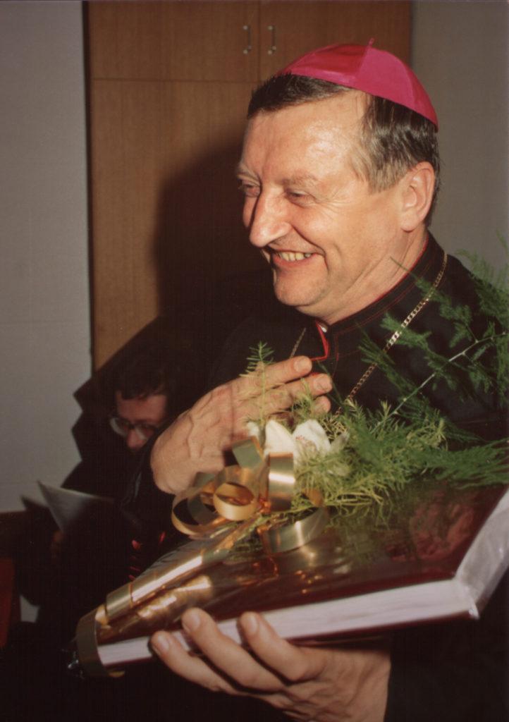 slovo iz Šentvida (januar 1993), foto: Aleksander Lilik