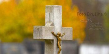 Obhajanje praznikov vseh svetih in spomina vseh vernih rajnih