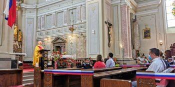 Duhovna oskrba v cerkvi v času epidemije